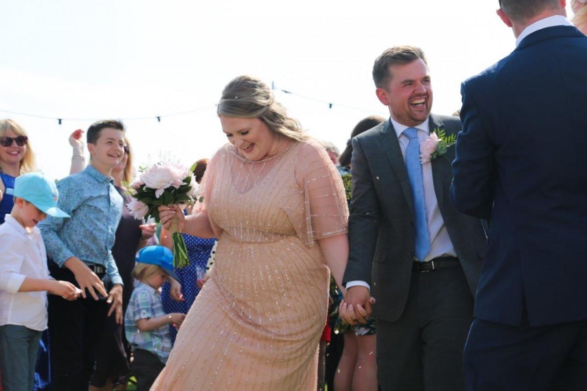 Taz & Rob's Wedding